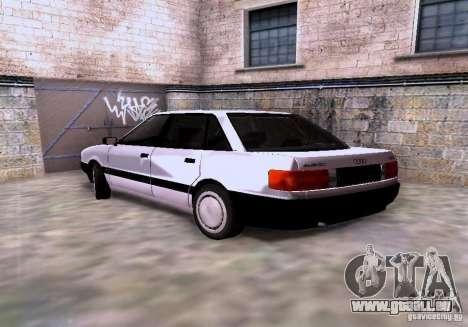 Audi 80 B3 pour GTA San Andreas laissé vue