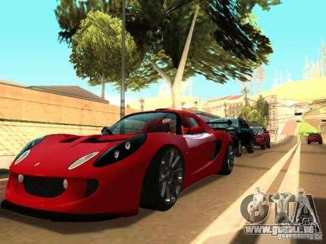 Lotus Exige 240R für GTA San Andreas