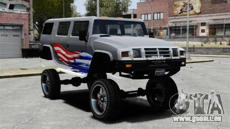 Monster Patriot für GTA 4