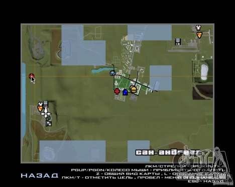 Gosport Straße-Nižegorodsk für GTA San Andreas siebten Screenshot