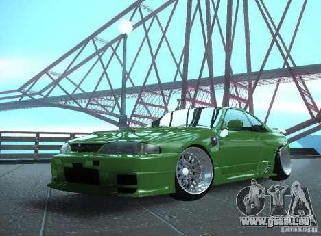Nissan Skyline R33 für GTA San Andreas
