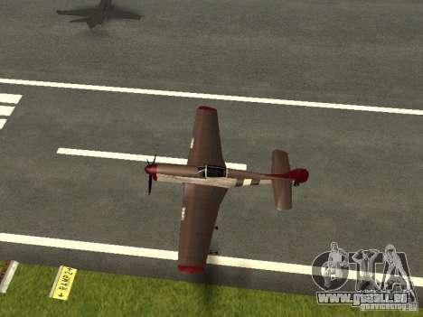 Air Strike für GTA San Andreas