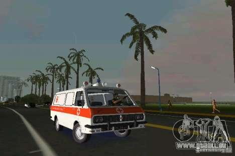 RAF-22031 Krankenwagen für GTA Vice City