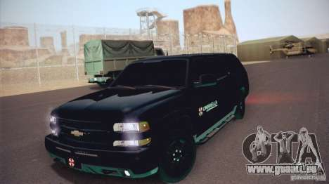 Chevrolet Suburban 2003 für GTA San Andreas