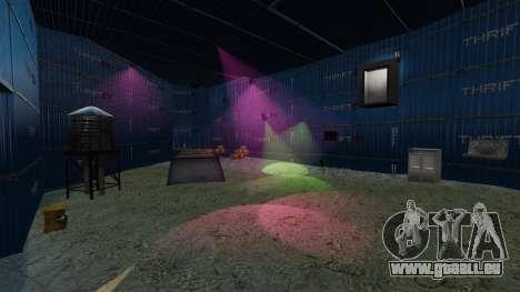 Einen neuen Unterschlupf für GTA 4 dritte Screenshot