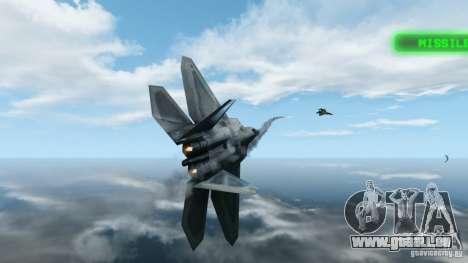 Air Combat IV pour GTA 4 secondes d'écran