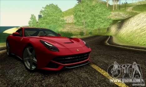 SA_gline v2.0 pour GTA San Andreas deuxième écran