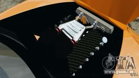 Chevrolet Corvette ZR1 für GTA 4-Motor
