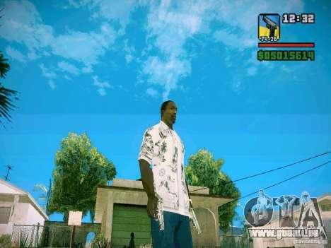 New Weapon Pack pour GTA San Andreas huitième écran
