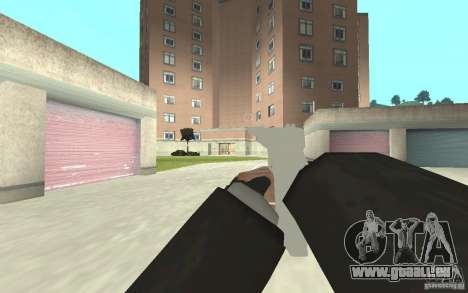 Nouvelle animation de GTA IV pour GTA San Andreas cinquième écran