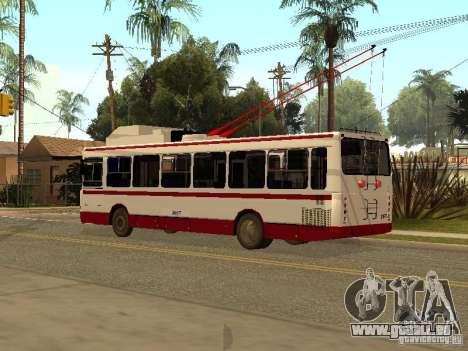 MTrZ 5279 pour GTA San Andreas laissé vue