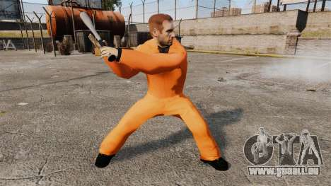 Sam Fisher v5 pour GTA 4 quatrième écran