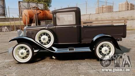 Ford Model T Truck 1927 für GTA 4 linke Ansicht