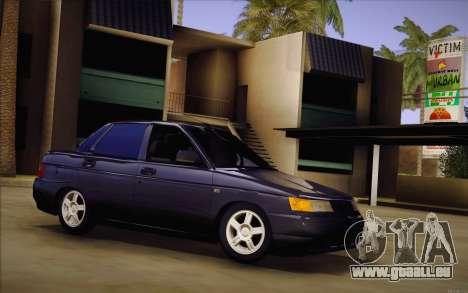 VAZ 2110 Drain pour GTA San Andreas