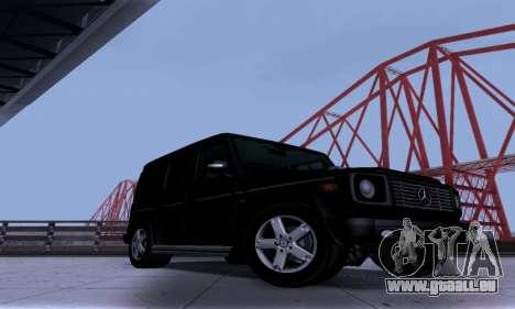 Mercedes-Benz G500 für GTA San Andreas