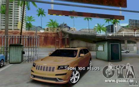 Parking (payant) pour GTA San Andreas