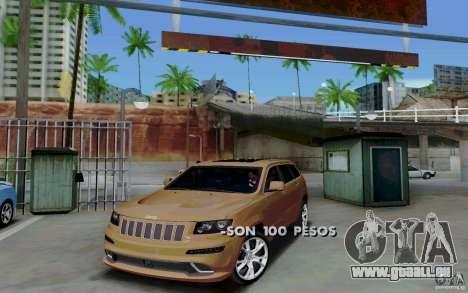 Parkplatz (gegen Gebühr) für GTA San Andreas