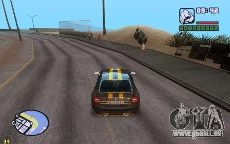 ENBSeries By VadimSpiridonov v.0.2 pour GTA San Andreas troisième écran