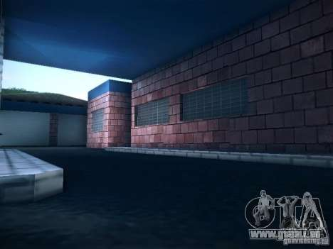 Neue Garage in San Fierro für GTA San Andreas dritten Screenshot