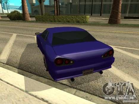 Elegy by W1nston4iK pour GTA San Andreas laissé vue