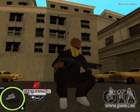 Weapon Pack by Alberto für GTA San Andreas her Screenshot