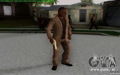 Raul Menendez 2025 pour GTA San Andreas deuxième écran