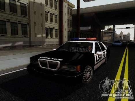 Elegant Police LS für GTA San Andreas