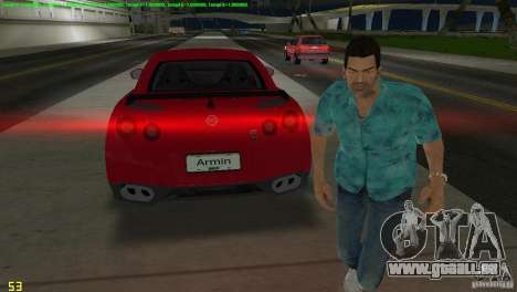 Tommy HQ Model pour le quatrième écran GTA Vice City