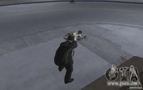 Animer le corps de GTA IV pour GTA San Andreas quatrième écran