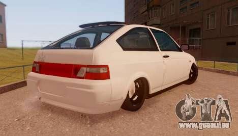 VAZ-2112-Coupe für GTA San Andreas linke Ansicht