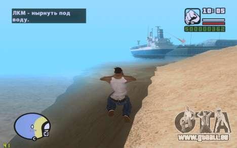 ENBSeries By VadimSpiridonov v.0.2 pour GTA San Andreas sixième écran