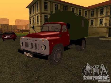 GAZ 52 für GTA San Andreas