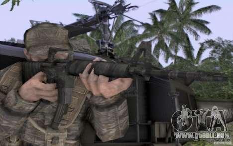 M16A1 Vietnam war pour GTA San Andreas