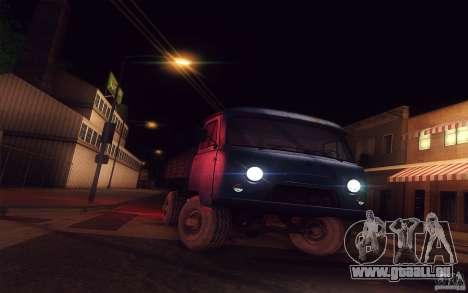 SA Illusion-S V3.0 für GTA San Andreas achten Screenshot