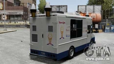 Neue van moroženŝika für GTA 4 dritte Screenshot