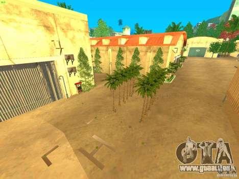 New Studio in LS pour GTA San Andreas septième écran