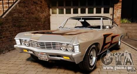 Chevrolet Impala 427 SS 1967 für GTA 4