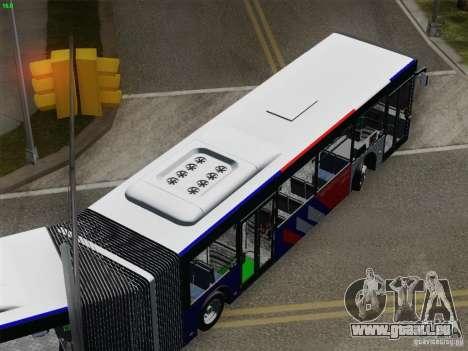 Design X3 für GTA San Andreas Unteransicht