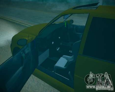 Opel Vectra B für GTA San Andreas obere Ansicht