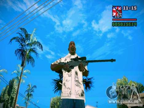 New Weapon Pack für GTA San Andreas dritten Screenshot