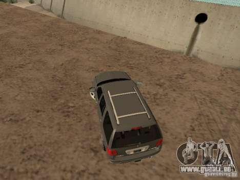 Lincoln Navigator 2004 für GTA San Andreas rechten Ansicht