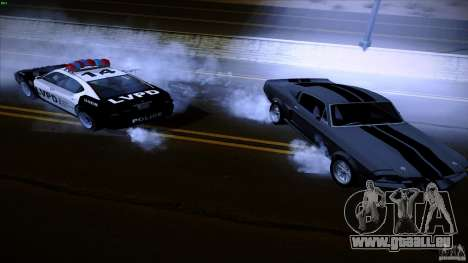 Flics tirer hors machine pour GTA San Andreas