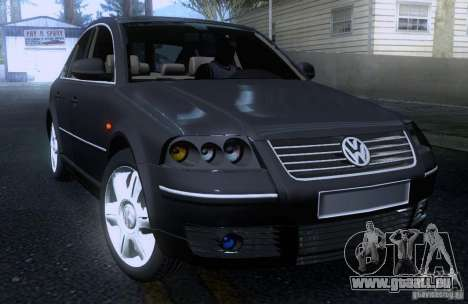 Volkswagen Passat B5+ pour GTA San Andreas