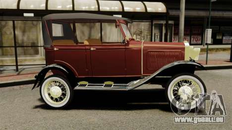 Ford Model T 1926 für GTA 4 linke Ansicht