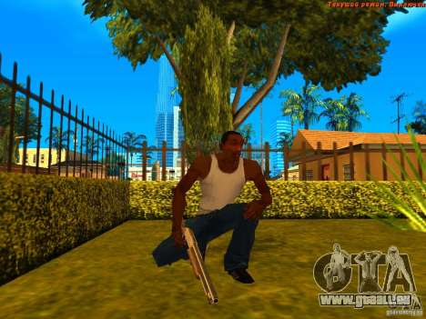 New Animations V1.0 für GTA San Andreas zehnten Screenshot