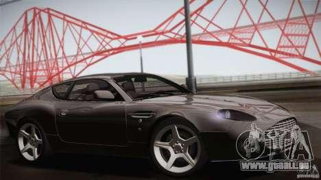 Aston Martin DB7 Zagato 2003 für GTA San Andreas