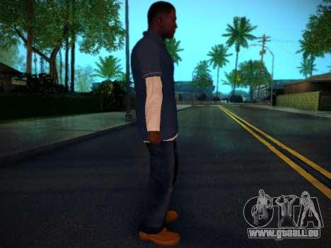 Franklin für GTA San Andreas zweiten Screenshot