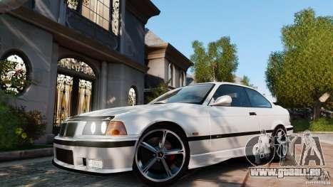 BMW M3 v2.0 pour GTA 4