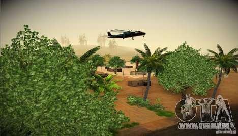 New ENB by Russkiy Sergant V1.0 pour GTA San Andreas troisième écran