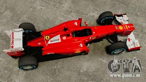 Ferrari F2012 pour GTA 4 est un droit